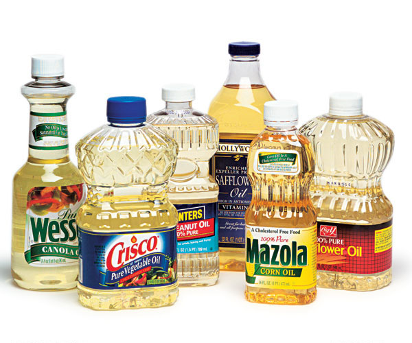 are vegetable oil and canola oil interchangeable