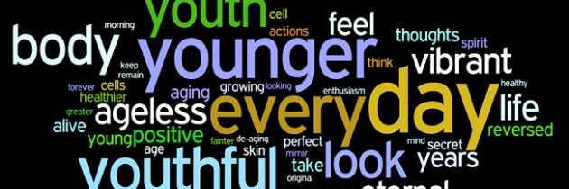 The Fountain of Youth is Closer Than You Think:  New Evidence
