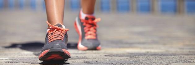 Walk Toward a Healthy Lifestyle