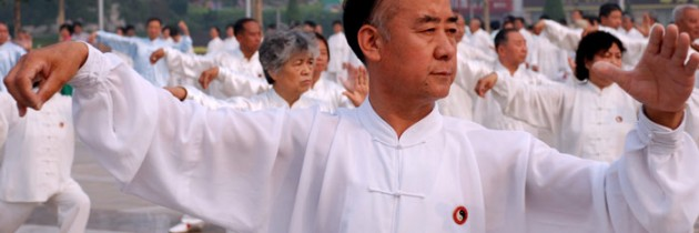 Tai Chi Ch'uan: Energy and Meditative Martial Arts for Health