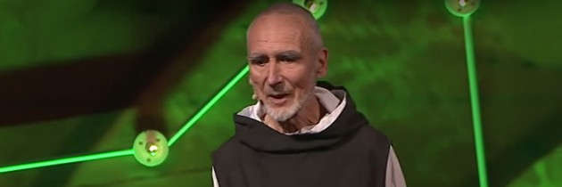 David Steindl-Rast: Want to be happy? Be grateful!