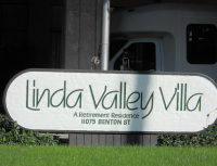 LindaValleyVillaSign