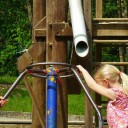 How to Use Playground Time for Fitness Too