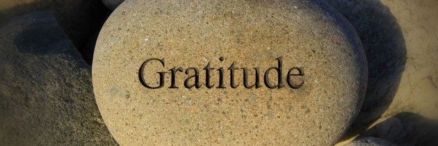The Power of Gratitude for Health, Happiness and Well-Being