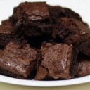 The Best Healthy Chocolate Brownies