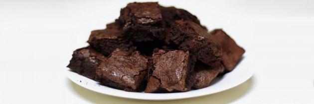 The Best Healthy Chocolate Brownies