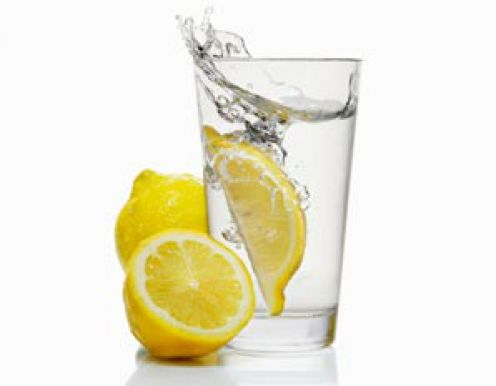 water-with-lemon