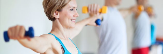 Exercise Reverses These Top 7 Aging Symptoms
