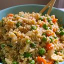 Easy, Healthy and Quick Cauliflower Fried Rice
