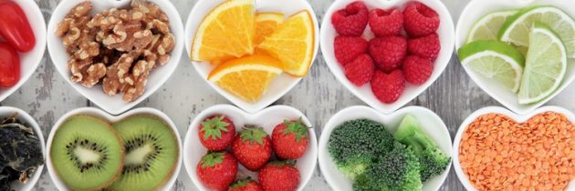 Reduce Inflammation and Lose Weight with Antioxidants